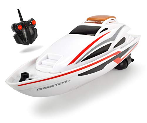 Dickie Toys RC Sea Cruiser, ferngesteuertes Boot, inkl. Fernbedienung, RC Speed-Boot, Spielzeugboot, Ready to...