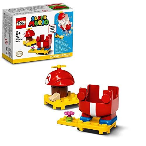 LEGO 71371 Super Mario Propeller-Mario - Anzug, Power-Up Pack...