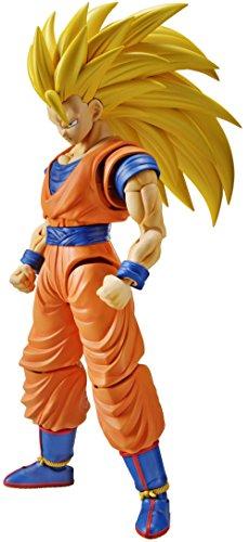 Banpresto Dragon Ball - Figure-Rise Standard SUPER Saiyan 3 Son GOKOU,...