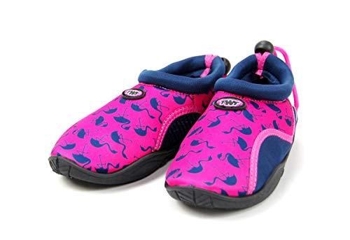 TWF Unisex Jugend Weever Neoprenschuhe Für Kinder Flamingo