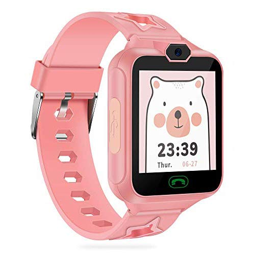 Kinder Smartwatch, AGPTEK kinderuhr Telefon Uhr,...