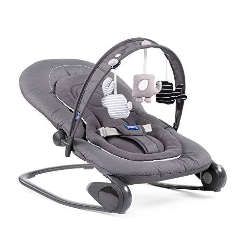 Chicco Hooplà Babywippe von Geburt bis 18 kg, Für Neugeborene oder...