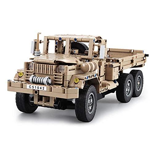 n.g. Wohnkultur Bausteine RC Auto 4wd 4x4 Militär LKW Modell...