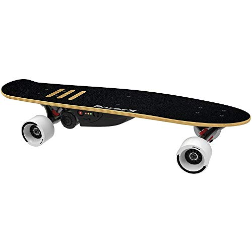 Razor Unisex-Youth X Electric Rasiermesser X1 Cruiser Elektro-Skateboard, Schwarz, One Size