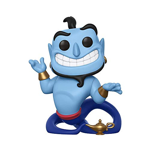 Funko POP! Aladdin - Genie with Lamp Vinyl Figure 10cm