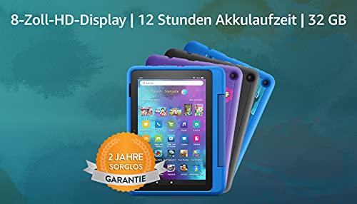 Neu: das Fire HD 8 Kids Pro-Tablet   Ab dem Grundschulalter   20,3 cm...