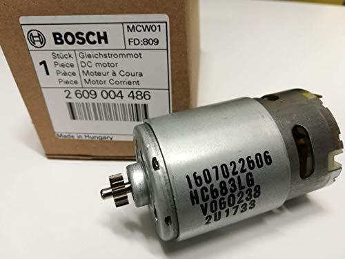 Bosch Original 2609004486 Motor zu PSR14.4LI-2 PSR14,4 LI-2 2...