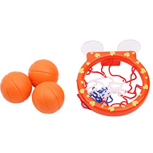 YeahiBaby Badewannen Basketball für Baby Kinder Basketballkorb...