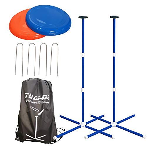 Tuahoo 3-in-1 Spielset aus Holz mit Kletterseil, Leiter,...