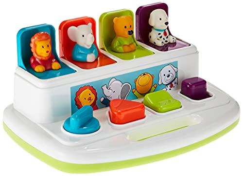 Battat Baby Spielzeug – Pop Up Lernspielzeug Baby mit Tieren –...