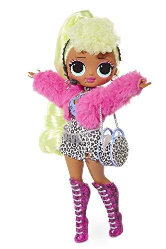 L.O.L. Surprise! 560562E7C O.M.G. Fashion Doll Lady Diva, Ankleide-...