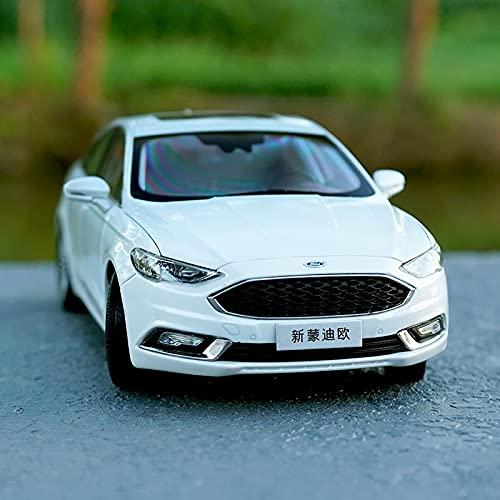 Modellauto 1/18 Ford Mondeo Fusion Legierung Diecast Automodell...