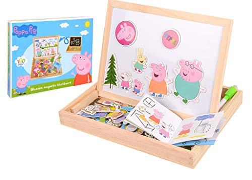 Peppa Pig Kindertafel Maltafel Magnettafel Spielzeug # Schultafel...
