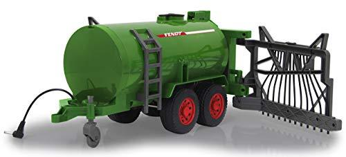 JAMARA 405235 - Fendt Fasswagen mit Schlauchverteiler - 450 ml Tank,...