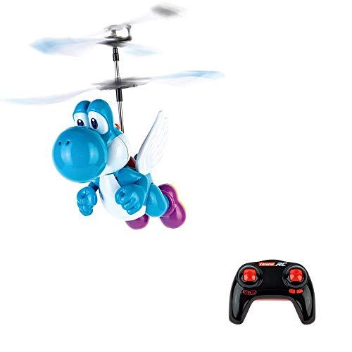 Carrera RC Nintendo Super Mario(Tm) - Flying Yoshi, Light Blue...