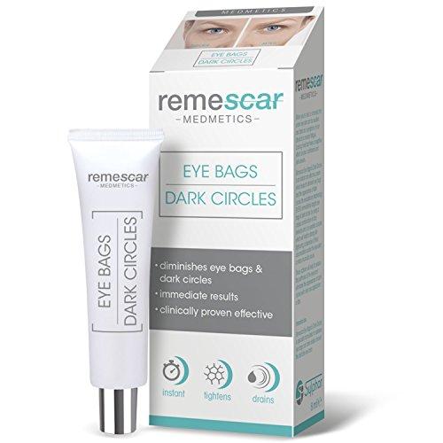 Remescar - Tränensäcke und Augenringe - Creme für Tränensäcke - Augenringe-Entferner - Tränensäcke...