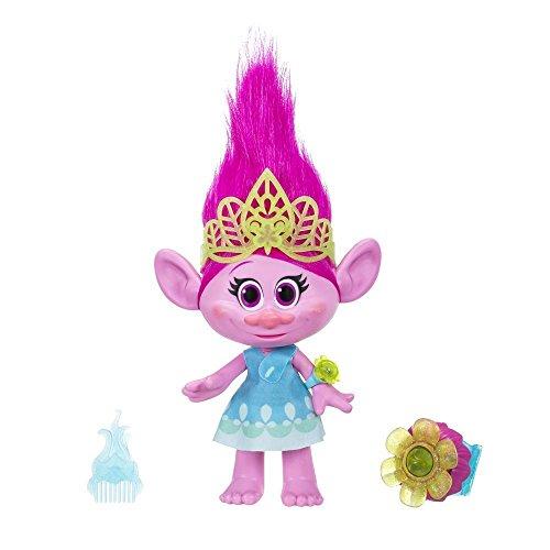Hasbro Trolls Kuschelzeit Poppy, Figur