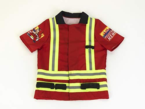 Theo Klein 8904 - Feuerwehrkostüm, Spielzeug
