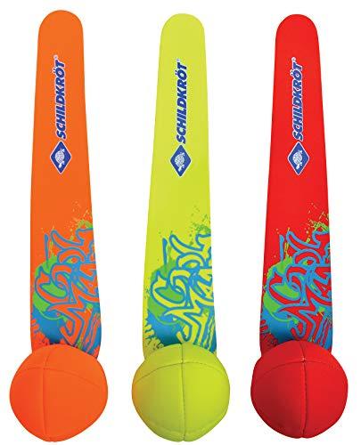Schildkröt Neopren Diving Balls, 3 Tauchbälle mit Schweif,...