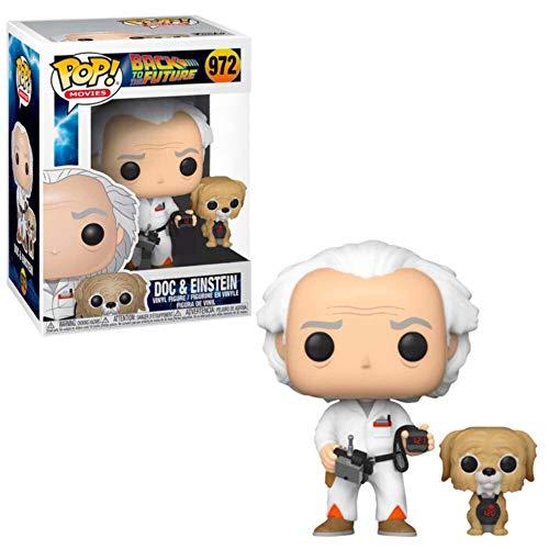 Funko Pop! Zurück in die Zukunft Doc & Einstein Walmart Exklusive...