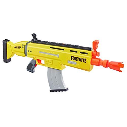 Nerf E6158EU4 AR-L Motorisierter Spielzeug Blaster, 20 Fortnite Elite...
