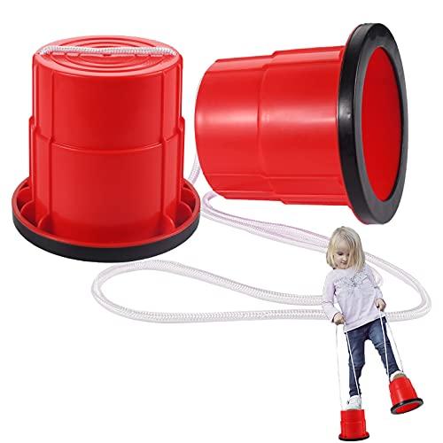 Sport Stelzen Spielzeug, Topfstelzen für Kinder, Kinder-Topfstelzen,...