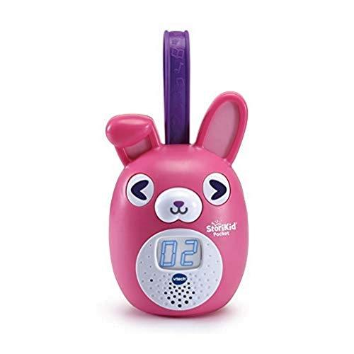 Vtech – StoriKid Pocket Pink – Reise-Geschichtenbox für Kinder /...