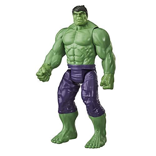 Hasbro E7475 Marvel Avengers Titan Hero Series Blast Gear Deluxe Hulk...