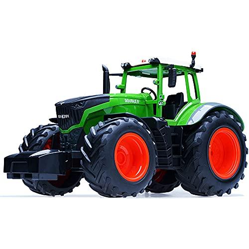 KGUANG Fernbedienung 6 × 6 Farmer Kinder Traktor RC Auto Big Foot...