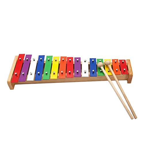 Amagogo 1 Satz Xylophon für Kinder Kinder Musikinstrumente Percussion...