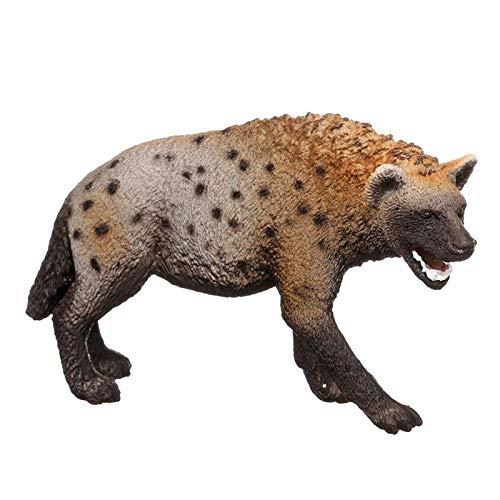 Westars 3,4 Zoll Hyäne Spielzeug PVC Figur Spielzeug Figurine...