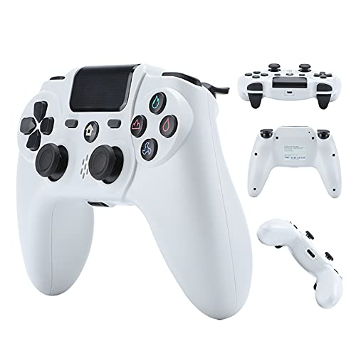 Jnsio Wireless Controller für Ps4, Controller Gamepad für...