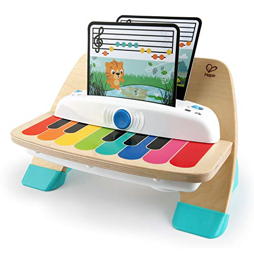 Baby Einstein Hape Magic Touch Piano Musikspielzeug Klavier aus Holz,...