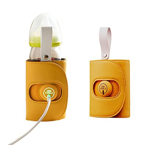 USB Flaschenwärmer Baby Unterwegs-auto Babyflaschenwärmer...