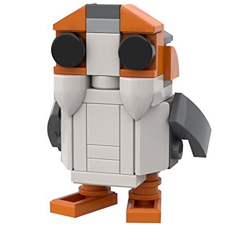 TARS PORG-Baukasten 48 Stück PORG Minifiguren BrickHeadz...