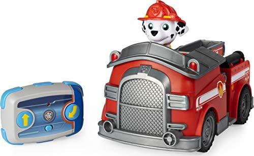 PAW Patrol Ferngesteuertes Feuerwehrauto mit Marshall -...