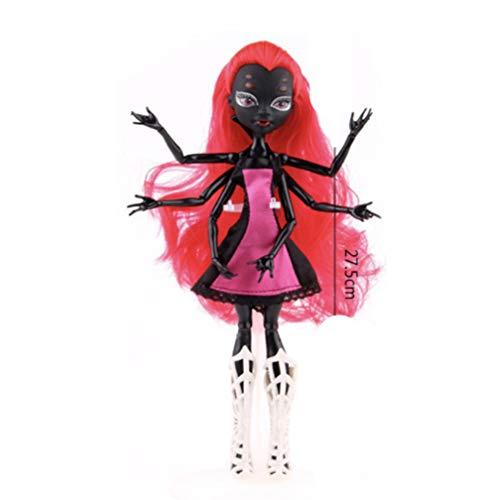 EASTVAPS Monster High Schule Elf Puppe Persönlichkeit...