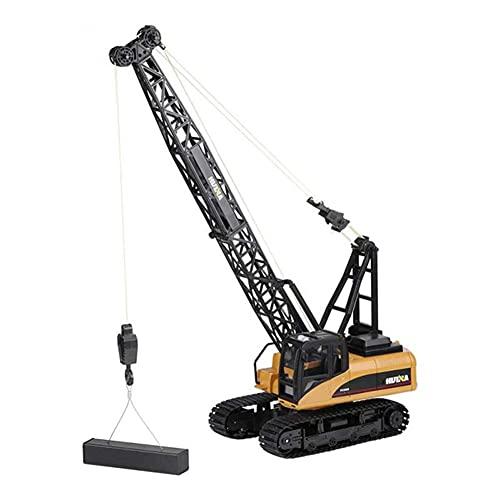 HKX Fernbedienung Elektrische RC Trucks Spielzeug 2,4 GHz 1/14 15CH...