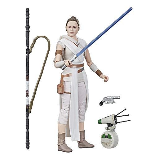 Hasbro E4077EL2 Star Wars E4077ES0 Star Wars The Black Series Rey und...