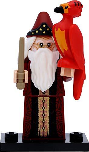 LEGO 71028 Harry Potter Minifigur in Geschenkbox #2 Albus Dumbledore &...