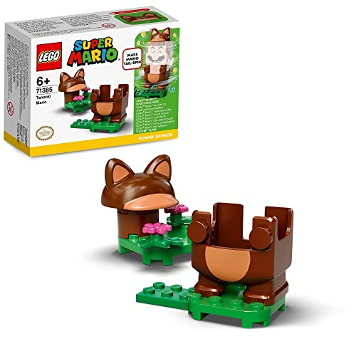 LEGO 71385 Super Mario Tanuki-Mario Anzug Power Up Pack,...
