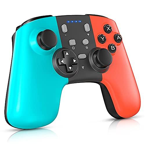 MOWETOO Wireless Controller für Nintendo Switch, Wireless Pro...