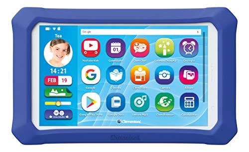 Clementoni - Clempad 9 8 Zoll Tablet für Kinder [Version 2019],...