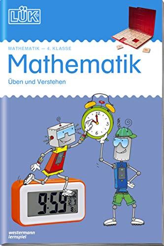LÜK-Übungshefte: LÜK: 4. Klasse - Mathematik: Üben und verstehen...