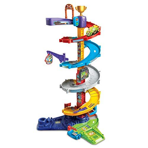 Vtech 80-535004 TUT Baby Flitzer-2-in-1-Turboturm Babyspielzeug,...