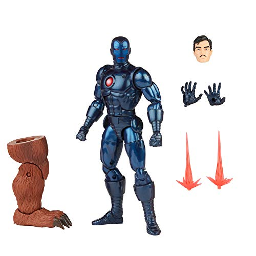 Hasbro Marvel Legends Series Stealth Iron Man Actionfigur Spielzeug,...