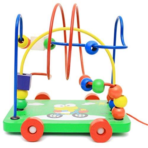 Holzspielzeug, Montessori Labyrinth, Buchsbaumspiel,...