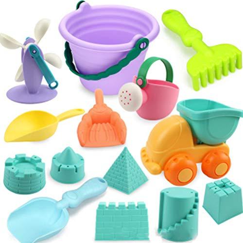 PEPENE 14 Stück/Set zufällige Farbe Kinder Strandspielzeug Kinder...
