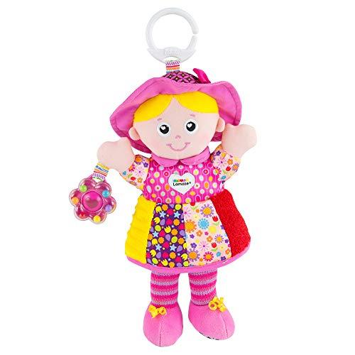 Lamaze Baby Spielzeug 'Freundin Emily' Clip & Go, das hochwertige Kleinkindspielzeug. Der quietschbunte...