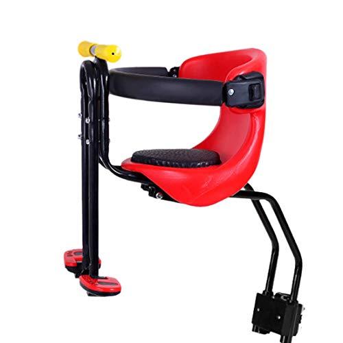 LJYY Fahrradsitz für Kinder, Kinderfahrradsitz vorne...